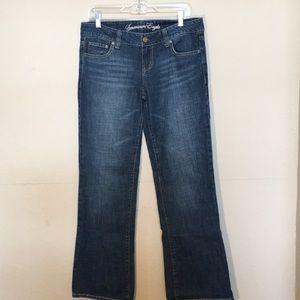 American Eagle Favorite Boyfriend Jeans Sz 10R